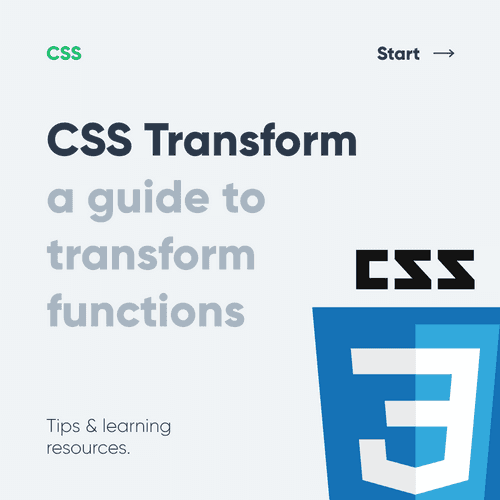 6 CSS Transform Functions