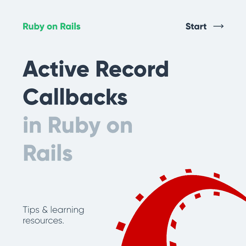 Active record callbacks in Rails